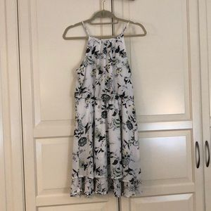 NWT. Francesca's floral dress